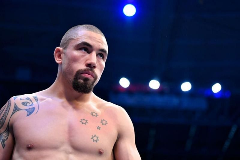 Robert Whittaker proved his mettle with a hard-fought victory over Darren Till.