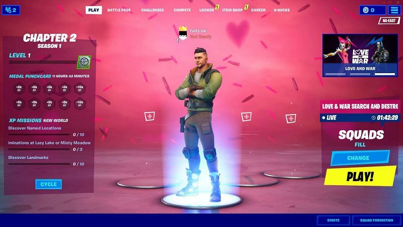 Fortnite Chapter 2 Display Ping How To Show Ping In Fortnite