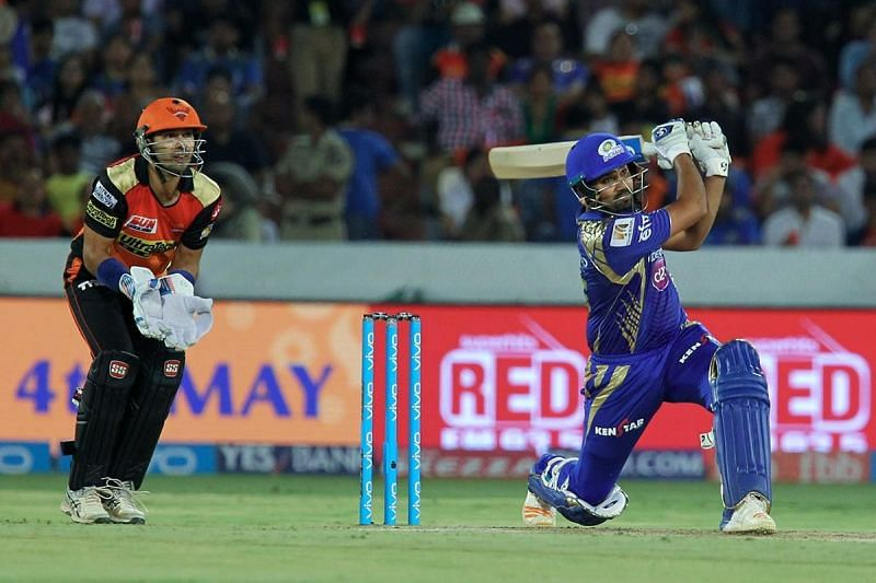Rohit Sharma is currently one of the best batsmen in the T20 format, particularly in the IPL..