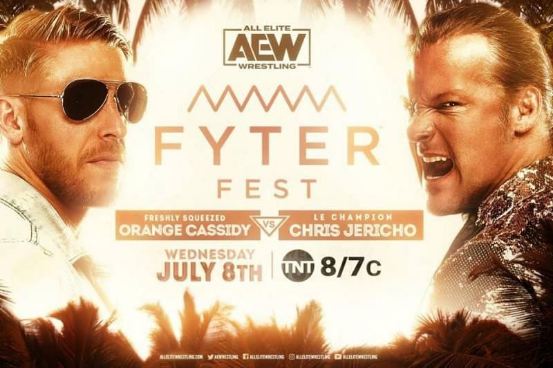 AEW Fyter Fest Night 2 Results