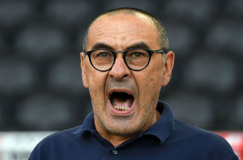 Will Maurizio Sarri be in charge of Juventus beyond this season?