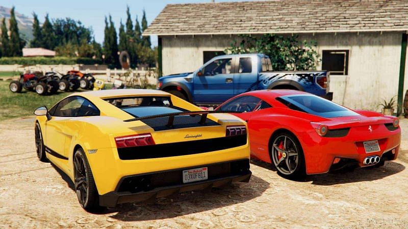 Gta Online 5 Best Looking Cars In The Game