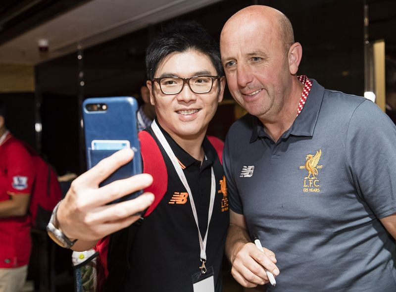 Gary McAllister will always be remembered by the Liverpool faithful.