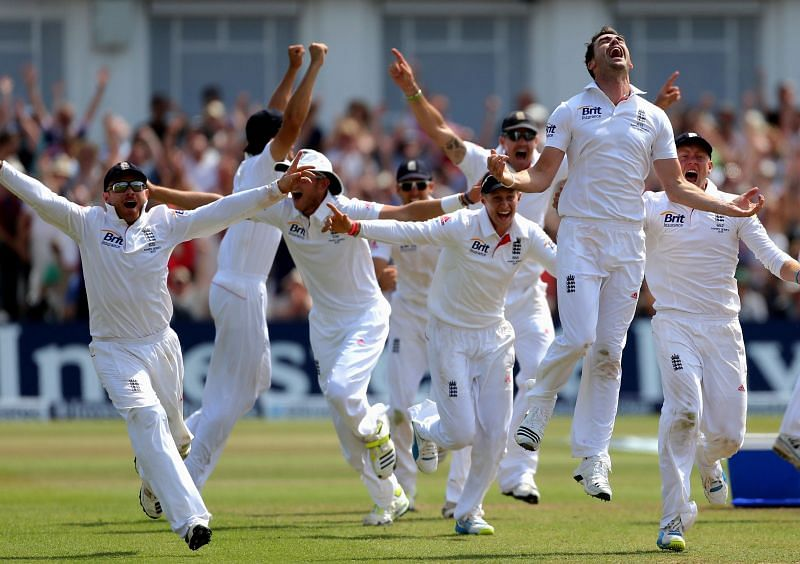 England will be the favorite for the upcoming Test series.