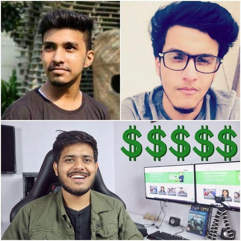 5 Indian YouTubers who play GTA