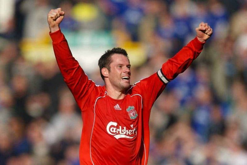Jamie Carragher was one of the architects of the famous Istanbul miracle of 2005.