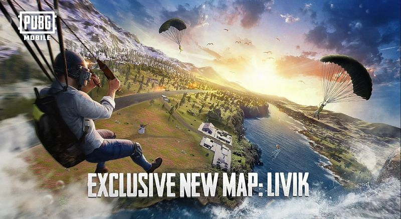 New map in PUBG Mobile: Livik (Picture Souce: Google Play Store)