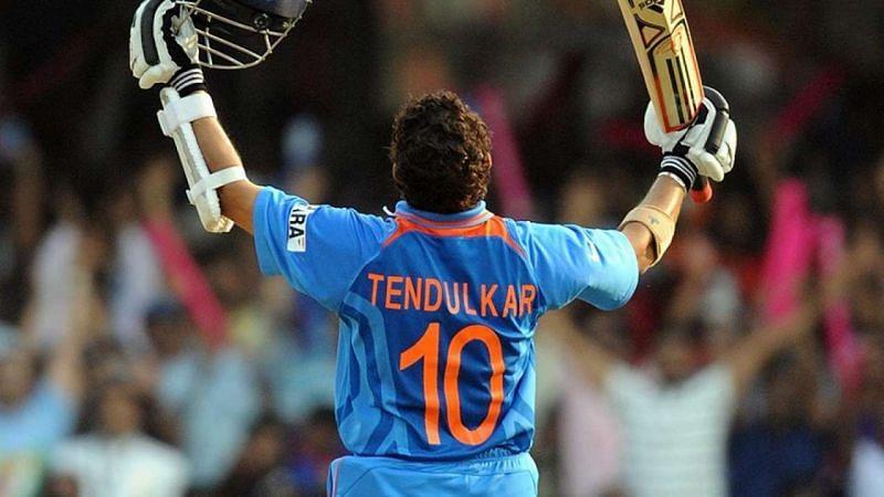 Sachin Tendulkar is arguably the greatest batsman cricket has ever seen