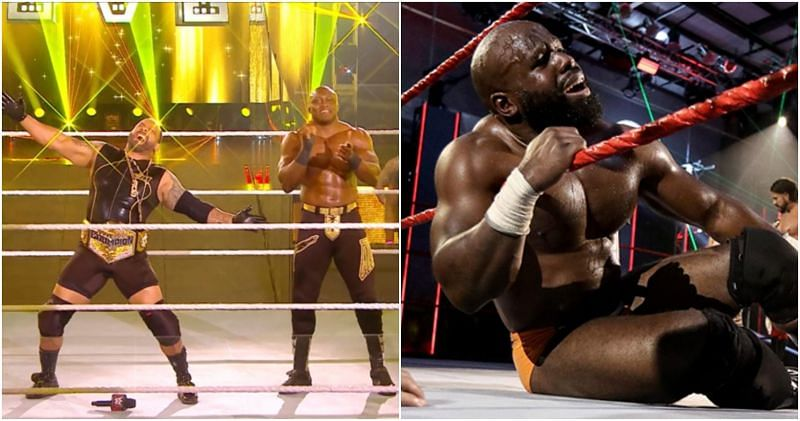 Who is the United States Champion? MVP or Apollo Crews? Or Both?