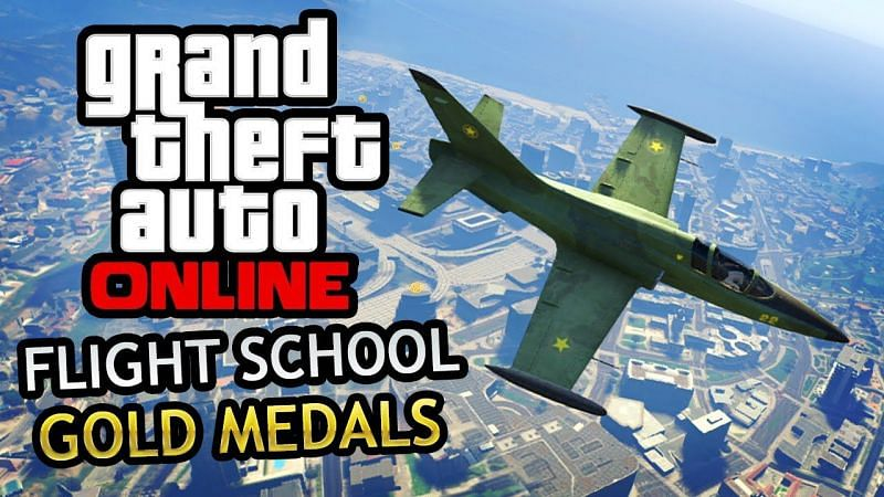 Earn money and medals in Flight School. Image: YouTube.