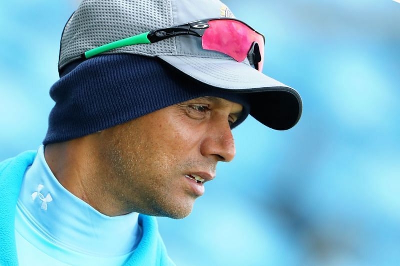 Rahul Dravid is a former Indian cricket team
