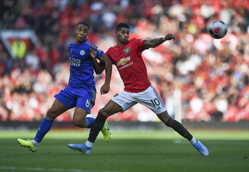 Twitter reacts as Manchester United beat Leicester City 3