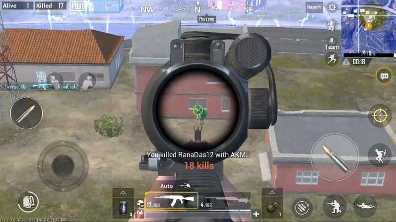 Get more kills to progress faster