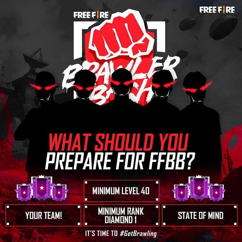 Free Fire Brawler Bash Registration Schedule Format And Prize Pool