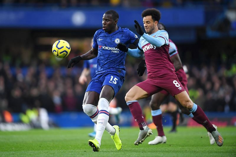 Kurt Zouma could be set to leave the EPL