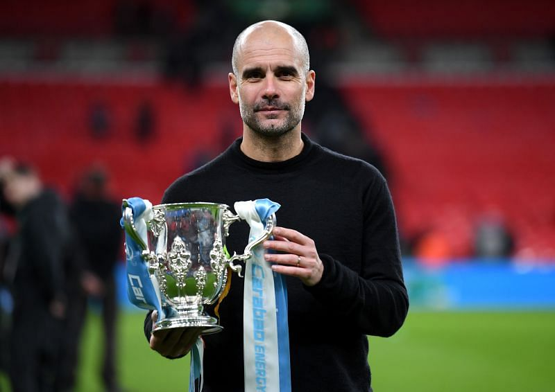 Pep Guardiola is one of the highest-paid managers in the world