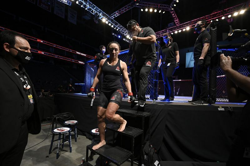 UFC 249 Esparza v Waterson