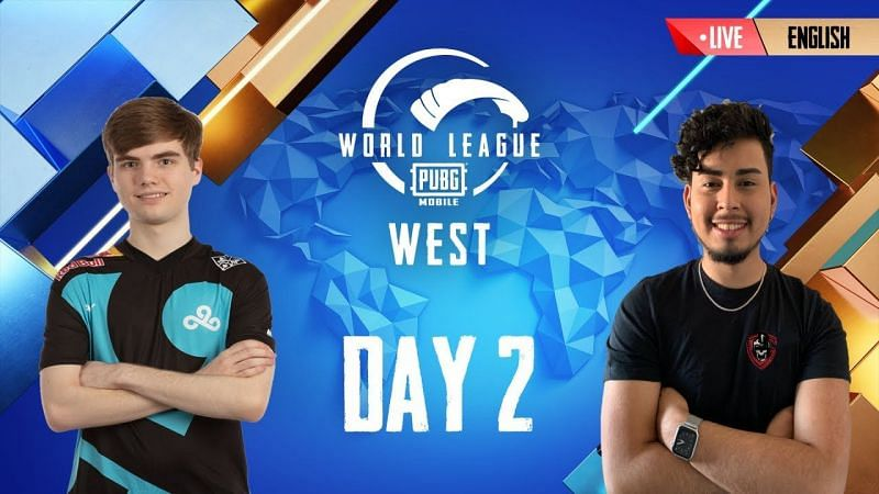 PUBG Mobile World League 2020 Day 2 West Schedule