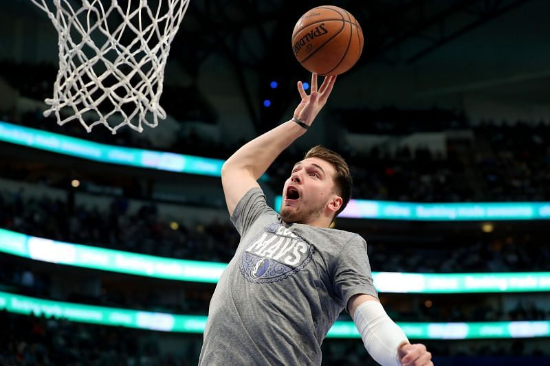 The Mavericks will need Luka Doncic to be at his best in the NBA Playoffs