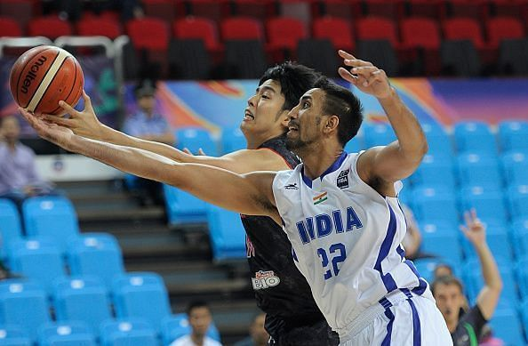Amjyot Singh Gill played for Tokyo Excellence in Japan