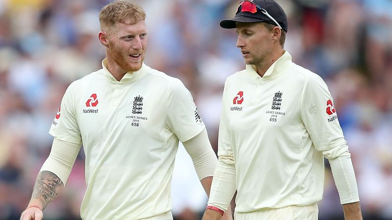 Ben Stokes wasted no time in asserting his authority in the absence of Joe Root