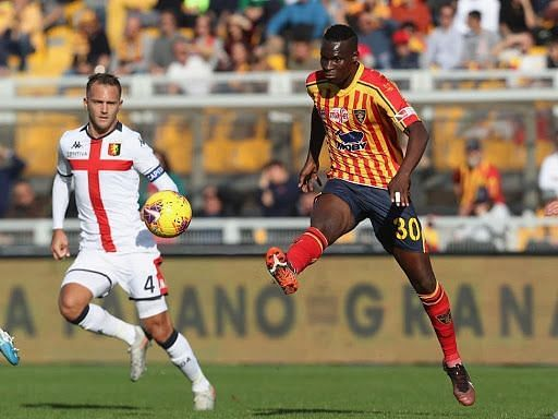 One of Genoa and Lecce will join Brescia and SPAL in Serie B.