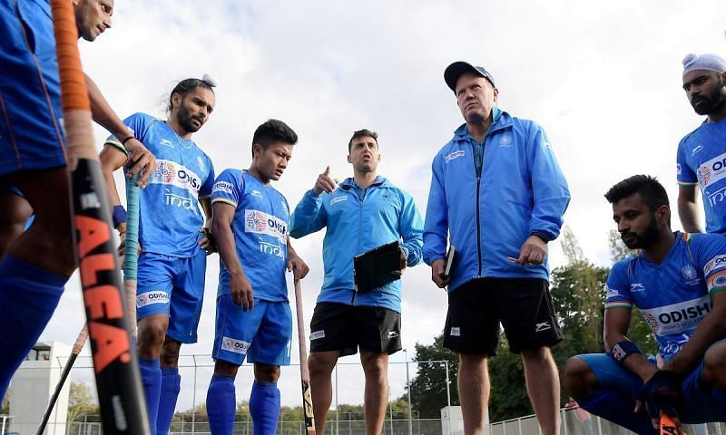 Graham Reid opined that the Indian hockey team does not have too many weaknesses