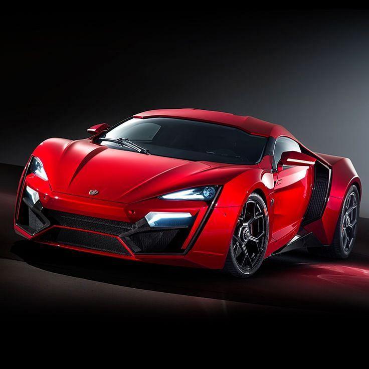 Lykan HyperSport (Image: W Motors)