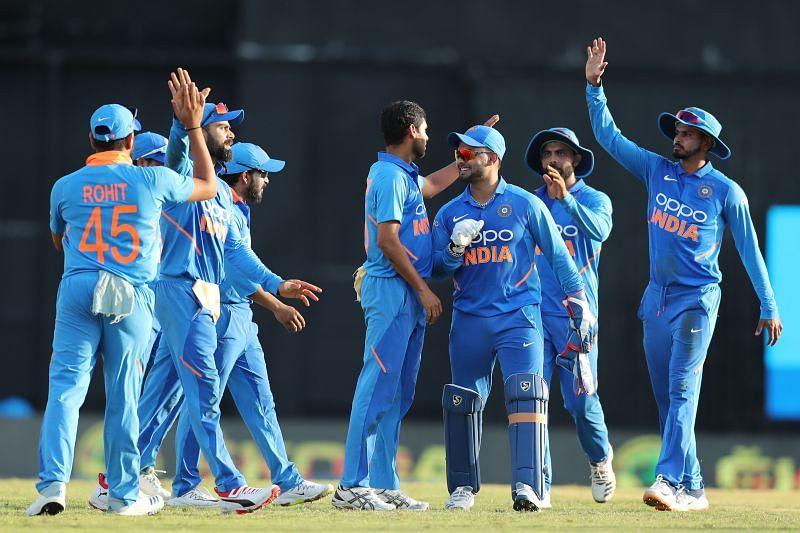 वर्ल्ड कप 2019 के बाद भारत ने वेस्टइंडीज को लगातार दो वनडे सीरीज में