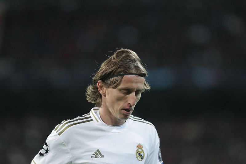 Croatian midfielder Luca Modric is a unique player because he combines the elements of the Classic Number 10 with the modern-day holding midfielder.