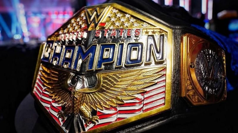 MVP recently introduced a new-look version of the United States Championship to WWE.