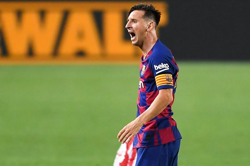 Lionel Messi was unable to prevent Barcelona from surrendering the La Liga crown