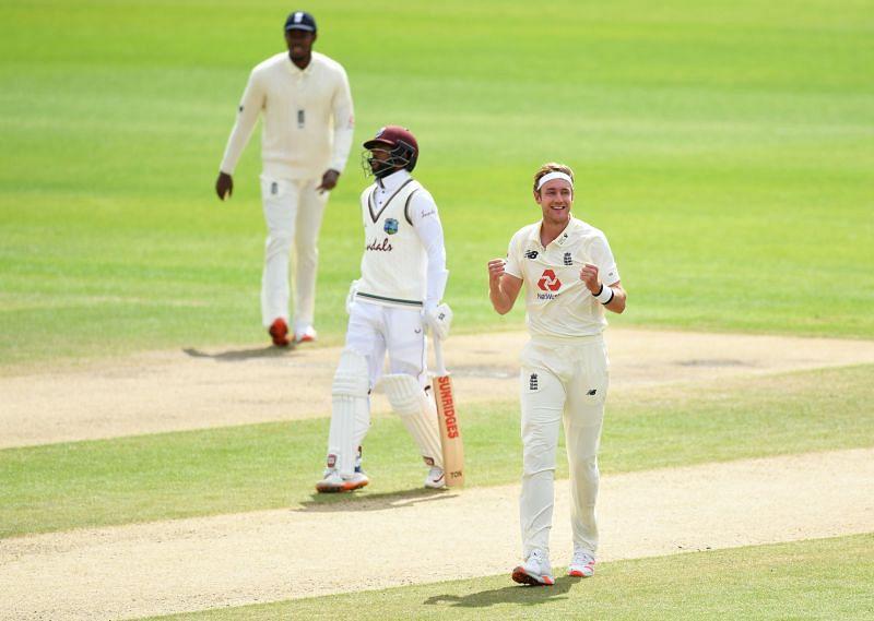 स्टुअर्ट ब्रॉड ने टेस्ट क्रिकेट में लिया अपना 500वां विकेट
