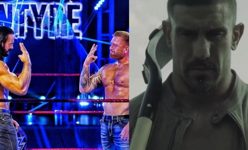 Several released WWE Superstars have released their own promo videos, including Heath Slater and EC3