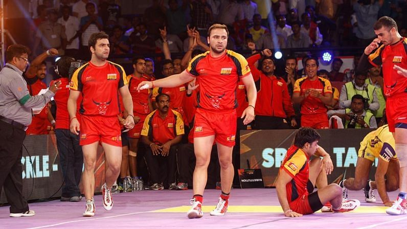 Manjeet Chhillar has been one of the best defenders in the PKL.