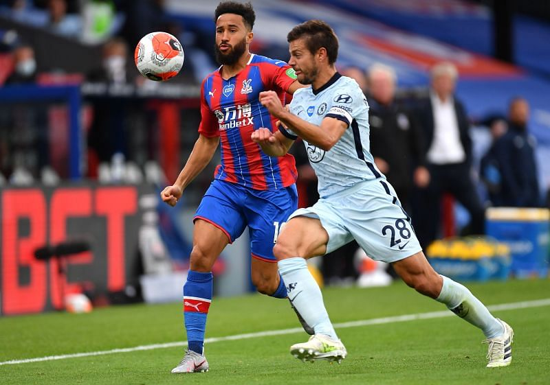 Crystal Palace had no way past Azpilicueta