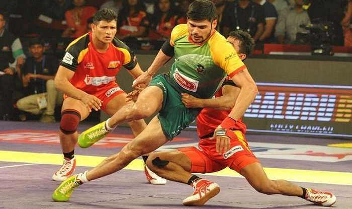 Rohit Kumar made a mark in his debut PKL season for Patna Pirates.