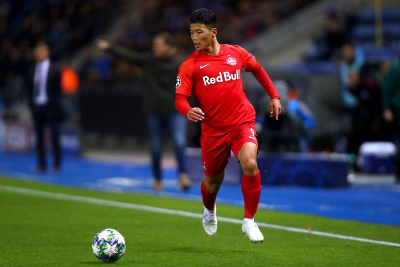 Hwang Hee-chan could very well be the next South Korean football star.