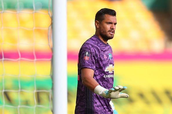 Sergio Romero might be looking to leave the Red Devils