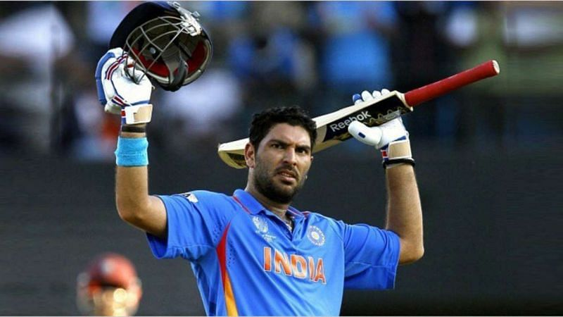 Yuvraj Singh was the Man of the Tournament in the 2011 World Cup