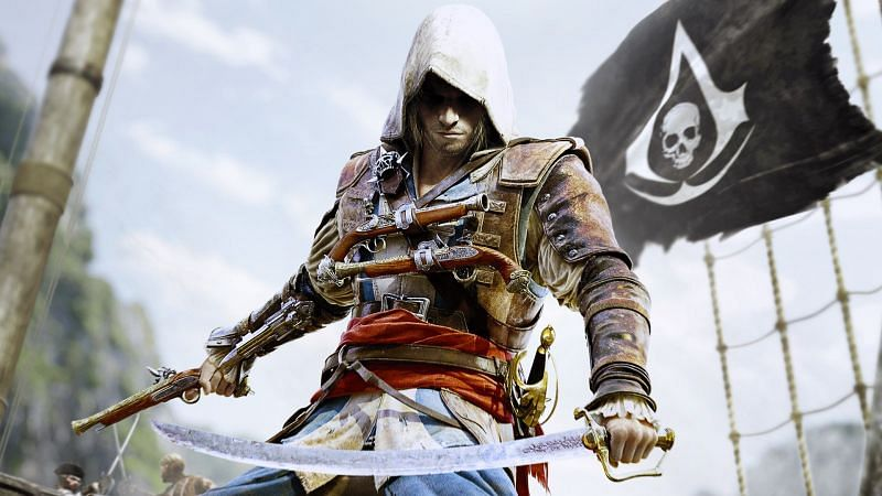 Assassin's Creed IV: Blackflag. Image: Microsoft.