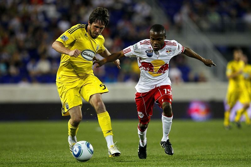 Columbus Crew and New York Red Bulls have some history