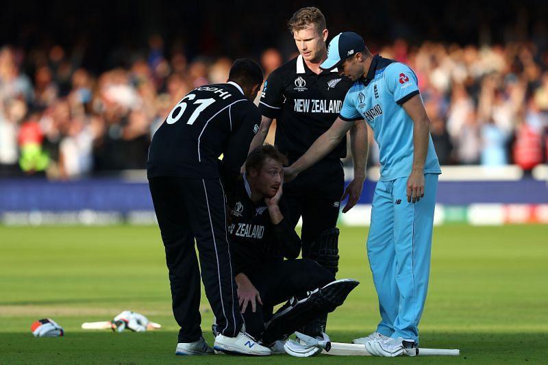 इंग्लैंड और न्यूजीलैंड के बीच हुआ था जबरदस्त फाइनल