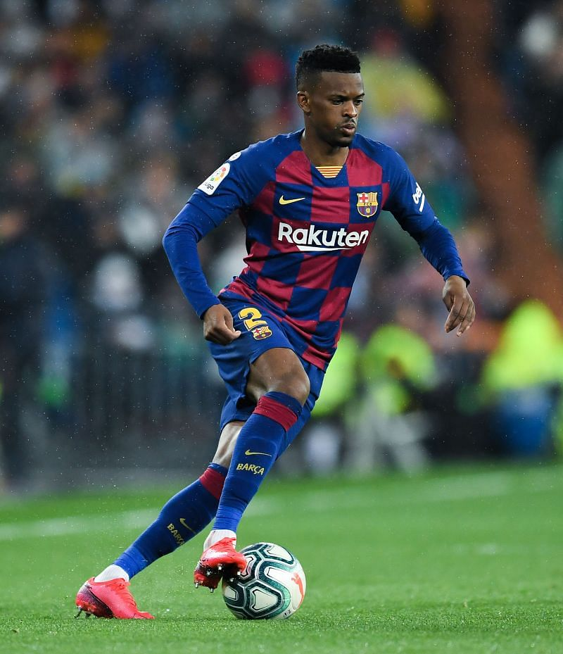 Nelson Semedo has been one of the best players for Barcelona this season.