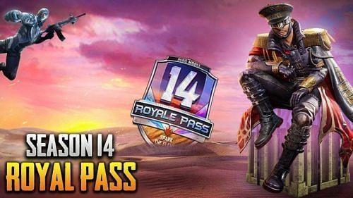 Season 14 Royale Pass 1 To 100 RP rewards