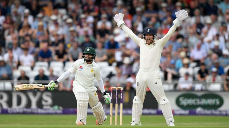 Pakistan v England - CricketAddictor