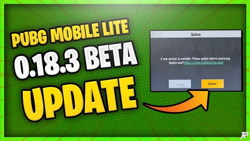 PUBG Mobile Lite 0.18.3 Beta APK