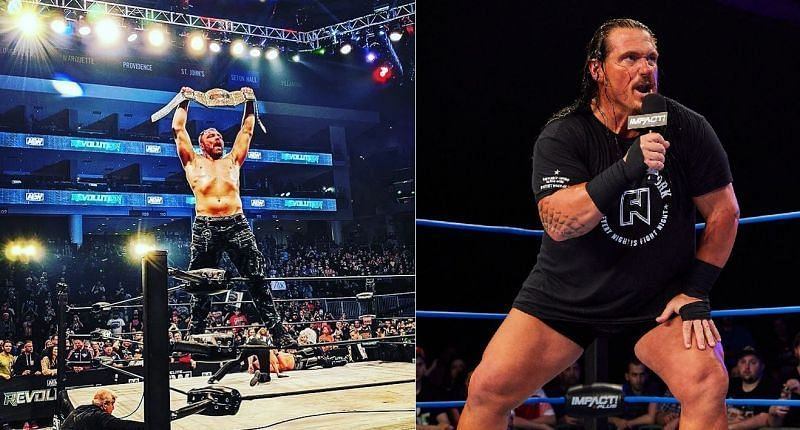 पूर्व WWE रेसलर्स