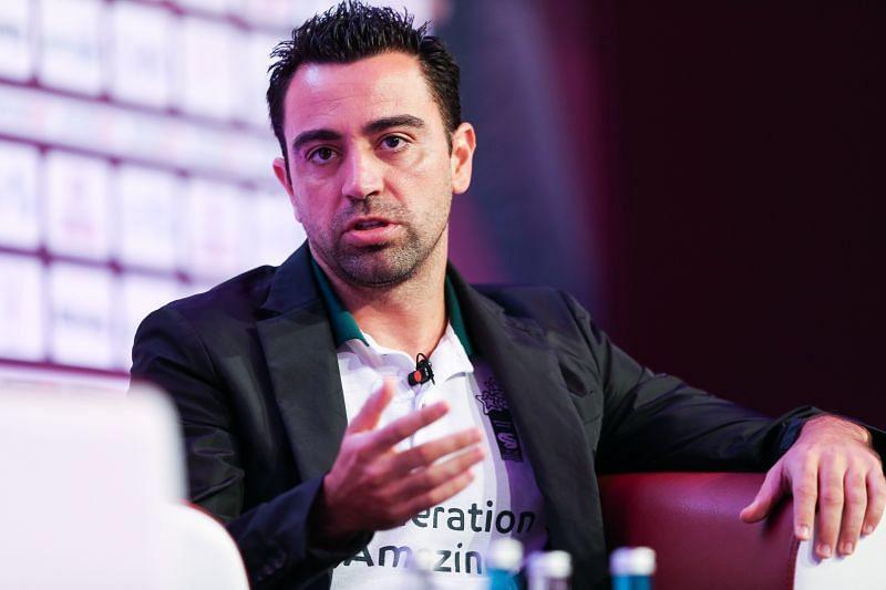 Could Xavi be at the Barcelona helm next season?