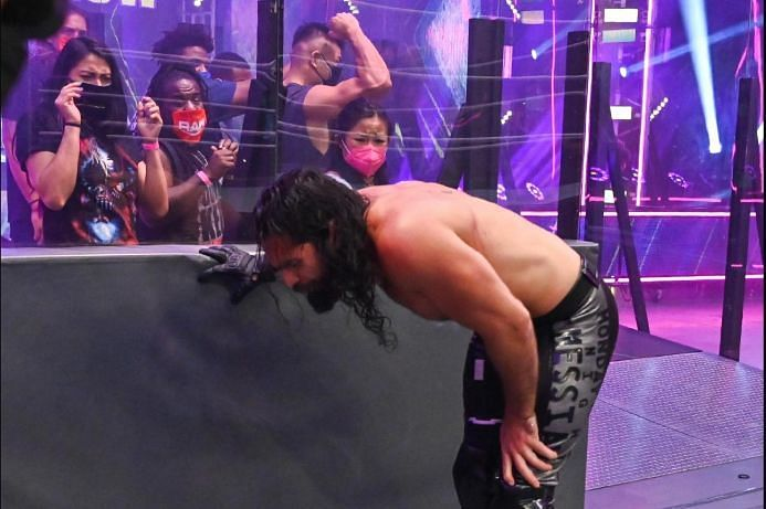 Seth Rollins at WWE Extreme Rules